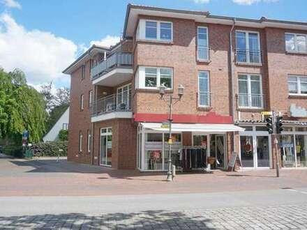 Preis auf Anfrage! 1A-Lage! Ladenfläche an der Flaniermeile von Bad Zwischenahn zu vermieten!