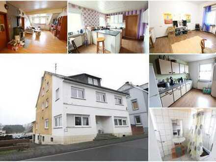 PROVISONSFREI - Mehrfamilienhaus mit Nebengebäude und Garagen - teilweise renovierungsbedürftig