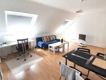 Möbliertes Apartment in gepflegter Studentenanlage
