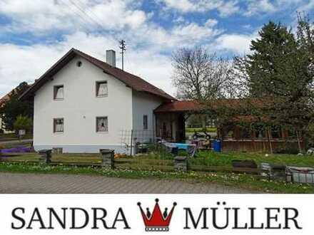 ***Vermietetes Einfamilienhaus in Stöttwang zu verkaufen***
