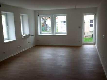 3-Raum-Wohnung auf 2 Etagen mit Terrasse in Elstra zu vermieten