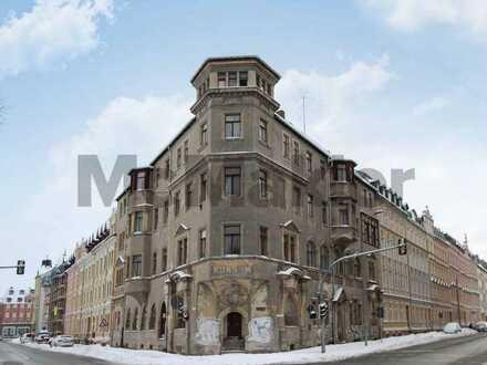 Denkmalgeschütztes Sanierungsobjekt im Zentrum von Plauen