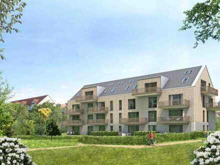 HOLZ100 - Ökologisch-gesund-einmalig! Loftartige Penthousewohnung zu verkaufen!