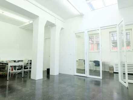 Urban gelegenes Galerie-Loft in der Maxvorstadt