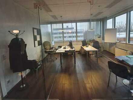 repräsentative möbilierte Büroräume
