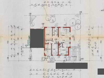 Exklusive, gepflegte 3-Zimmer-Erdgeschosswohnung mit Terrasse und KFZ-Stellplatz in Großostheim