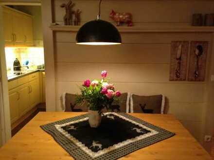 Schöne, komplett einger. 1-Zimmer Wohnung mit Sauna u. Pool in Obermaiselstein