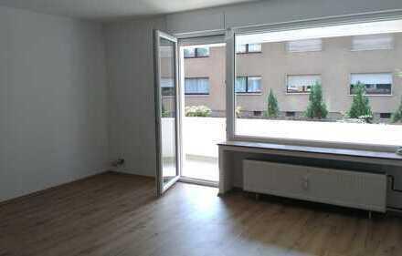 Frisch renovierte Wohnung mit Balkon