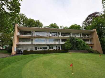Golfappartement - Möbliertes Appartement mit Blick auf das Putting Green