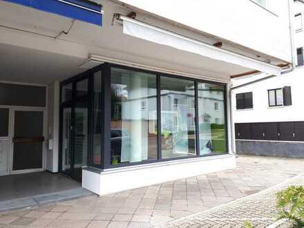 Ladengeschäft, Büro, Therapie, Praxis in KA-Durlach mit eigenen Parkplätzen-Provisionsfrei-