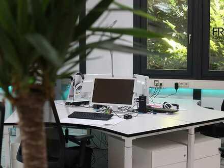 COWORKING IN KONSTANZ - MONATSPAKET, 1 Schreibtisch, Fix-Desk