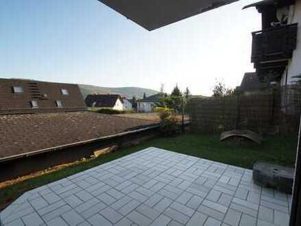 Außergewöhnlich schöne Maisonette ETW, 100qm WFL,Südhang,Terrasse,Vollbadezimmer,GN Haitz