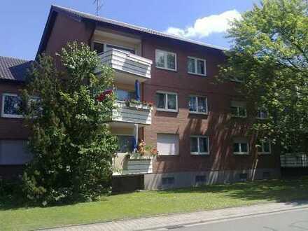 gepflegte 3 ZKB, Balkon (1. OG) in Wöllstein