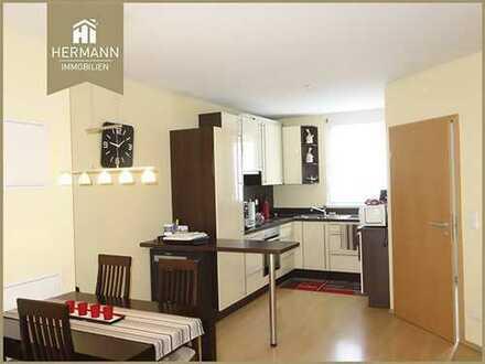 Neuwertige 3 Zimmer ETW/RMH - Haus im Haus -