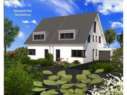 Attraktive Doppelhaushälfte in Neubaugebiet Korschenbroich (An der Niers-Aue)