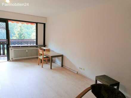 ***Renovierte 1-Zi.-Wohnung mit Balkon ***