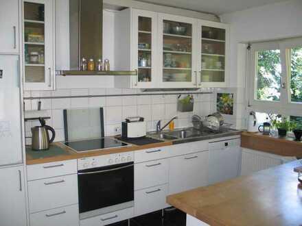 Gr. Zimmer, hell,ruhig, eigenes Duschbad in gepfl.Haus in Dossenheim-Süd, Gartenmitbenutzung, nur an