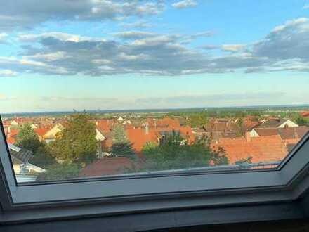 Erstbezug: schöne 5-Zimmer-Dachgeschosswohnung in Maikammer