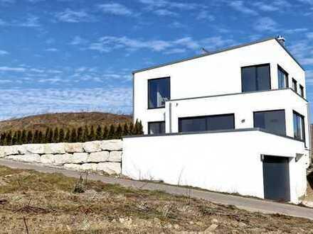 Neues Einfamilienhaus mit hochwertiger Ausstattung in exklusiver Lage