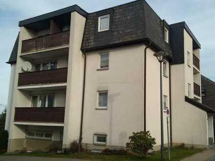 Ruhig gelegene 1-Raum Wohnung in Scheibenberg!