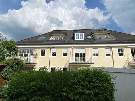 Lichtdurchflutete Wohnung in Forstenried