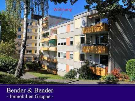 Eigentumswohnung mit sonnigem Balkon in top gepflegter Eigentumswohnungsanlage!
