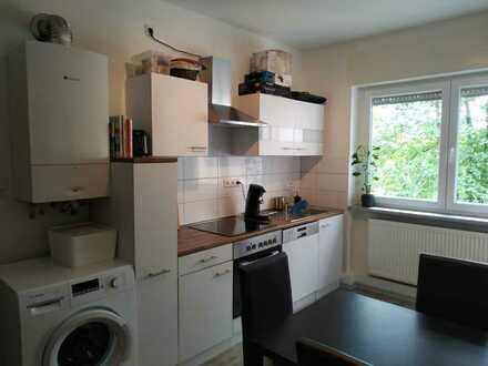 Attraktive 2-Zimmer-Wohnung mit Balkon und Einbauküche in Karlsruhe