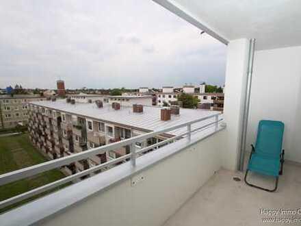 2-Zi.-Wohnung mit 2 Balkonen und TG-Einzelstellplatz