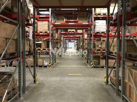 1.400 m² Lagerfläche mit TOP-Rampenandienung bei Darmstadt provisionsfrei zu vermieten