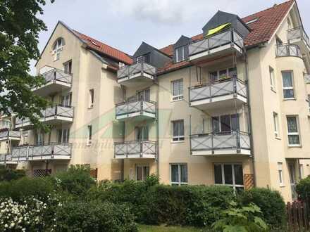 sonnige 2-Zimmer Maisonette-Wohnung in Leipzig-Liebertwolkwitz