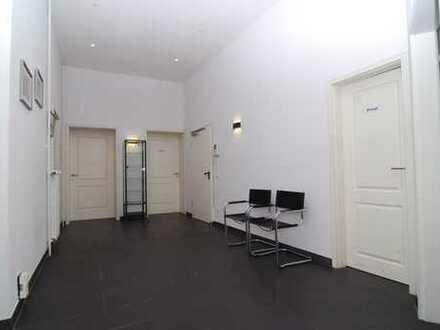 Coworking Space! 1 Büroraum in repräsentativem Altbau mit Teeküche, Wartebereich etc.