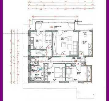 Whg. Nr. 08 - Neubau-Erstbezug - 4-Zimmer-Dachgeschoss-Wohnung in Oberdorf mit Wintergarten