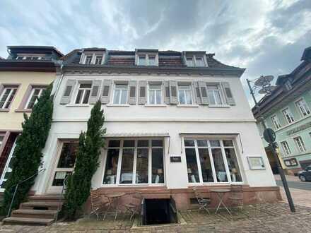 Historisches Gastronomiegebäude