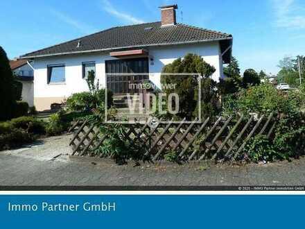 Renovierter Bungalow mit Garten und Doppelgarage in Germersheim