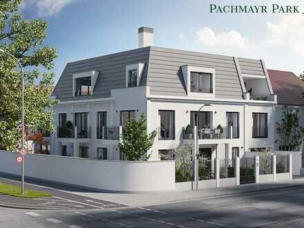 Freundliche Wohnung mit Blick ins Grüne & Hobbyraum inkl. Stellplatz & Küche - direkt ab Bauträger