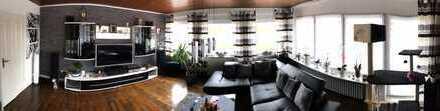 Traumwohnung mit Fehnflair** moderne Oberwohnung in Geschäftshaus