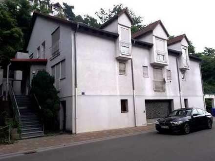 Vollständig renovierte 2-Zimmer-Maisonette-Wohnung mit Terrasse und Einbauküche in Bad Dürkheim