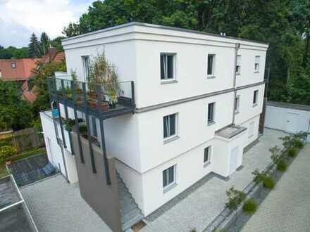 Ruhige neuwertige 4,5 Zimmer Wohnung im Grünen -