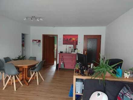 Gepflegte 3-Raum-Wohnung mit Balkon und Einbauküche in Landau in der Pfalz