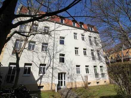 Zwei Zimmer inmitten der Leipziger Vorstadt!