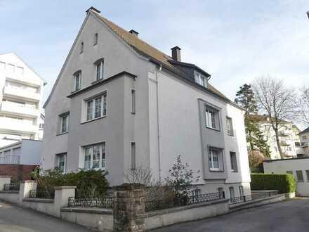 Erstbezug nach Kernsanierung: 4-Zimmer-Wohnung mit Balkon (10qm!) in Wetter (Ruhr)