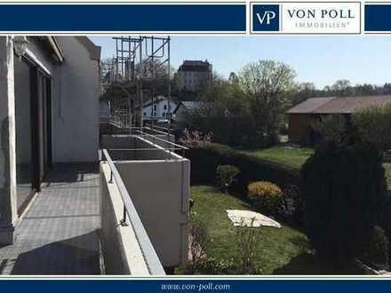 **Modernisierte 3 Zi.-Whg mit Balkon** in Reutti
