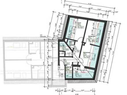 2 Zimmer-Eigentumswohnung (DG) in Zentrumslage von Landau