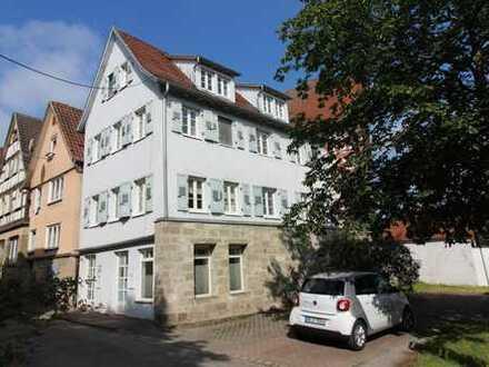 Individuell nutzbares Wohn-/Geschäftshaus in Innenstadtlage