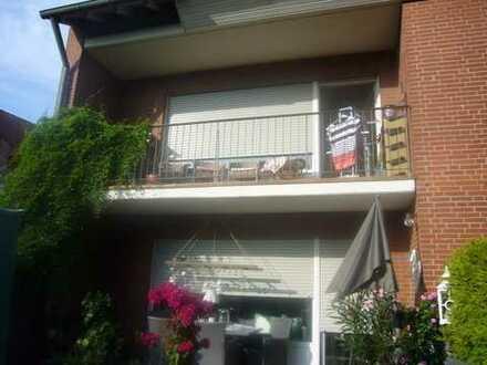 Modernisierte 2-Zimmer-Wohnung mit Balkon und Einbauküche in Münster-Handorf 1. Etage