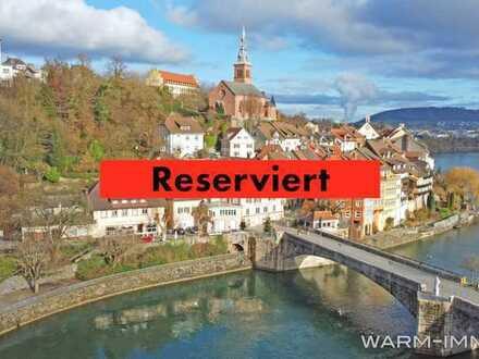 Wohn- und Geschäftshaus in der Altstadt von Laufenburg!