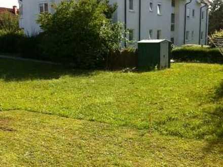 Großzügige 2-Zi.-Wohnung mit herrlichem Balkon in Grub a.F. - süd-östlich von Coburg -