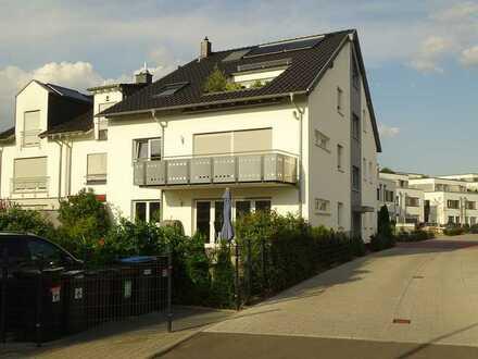Neuwertige 4-Zimmer-Wohnung mit sonnigem Balkon in Langen