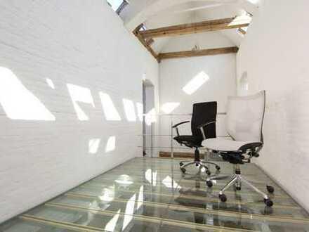 Einzigartige Büro- und Praxisräume (Loft/Atelier) in zentraler Lage