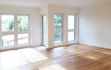 Perfekt geschnittene 2-Zimmer-Wohnung mit Einbauküche, Duschbad und sonnigem West-Balkon